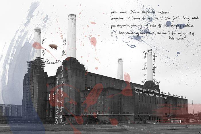 Pink Floyd Art | Dilya London