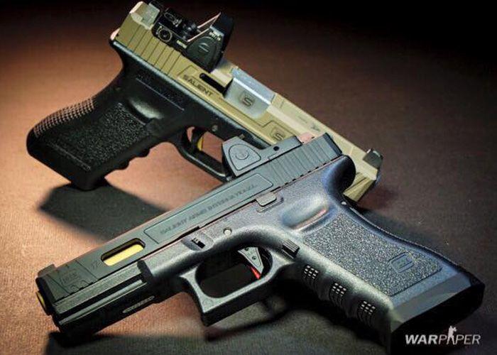 Guns Modify SAI G17 RMR 2015 Version Slide   Airsoft