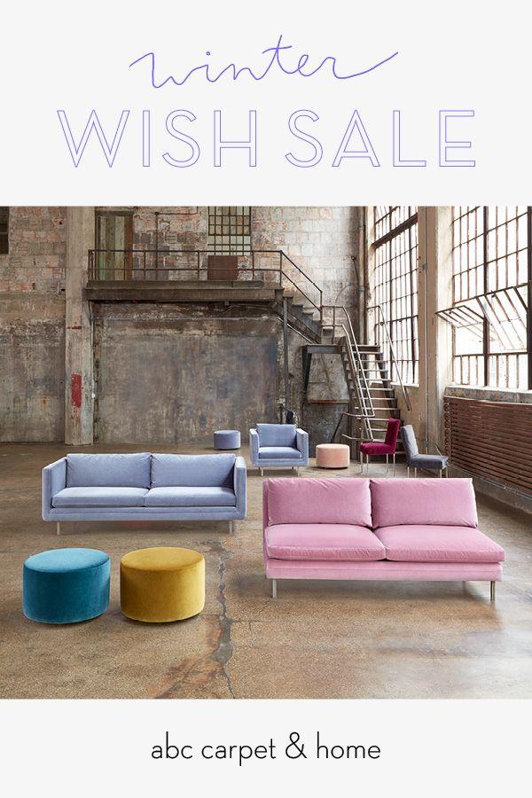 Winter Wish Sale Abc Carpet Home Furniture Modern Furniture Decor