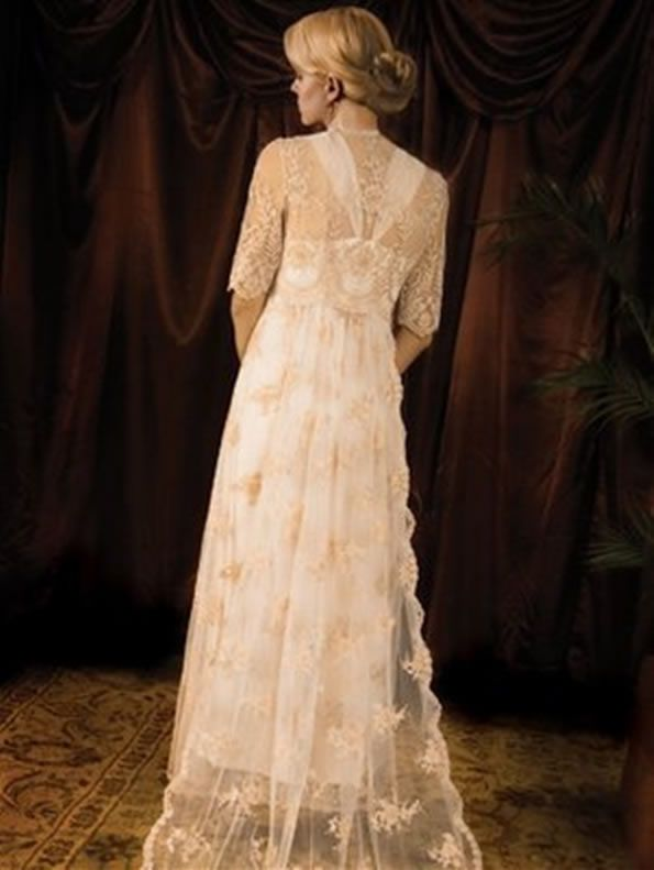Vintage wedding gown | Special day. Special dress | Pinterest