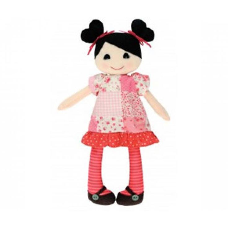 Rosie Rag Doll - Tiger Tribe for sale by Little Shop of Treasures. Other Tiger Tribe available now at LSOT.
