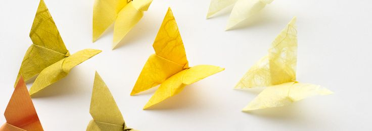 Instead of pinning a MILLION amazing origami variations I just pinned this page which has them all