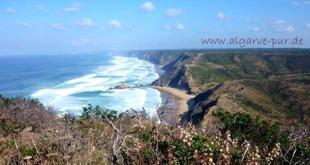 Traumstrände der Algarve: Praia do Castelejo