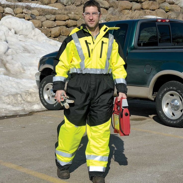 http://www.gemplers.com/product/162728/ANSI-Class-3-Insulated-Waterproof-Breathable-Coveralls