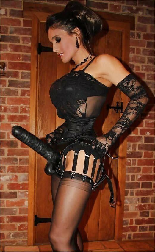 Female domination big misstress
