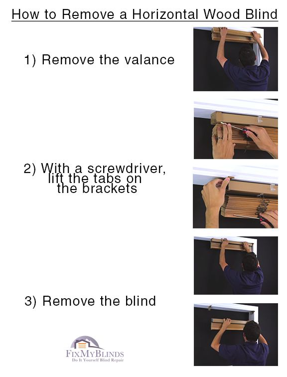 19 Best Blind Repair Instructions Images On Pinterest