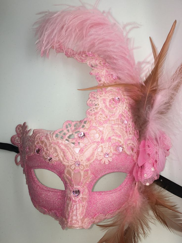 Black And Pink Masquerade Outfit