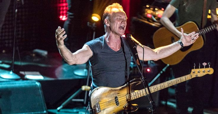 Review: Sting Flexes Rock Muscles on '57th and 9th' #headphones #music #headphones