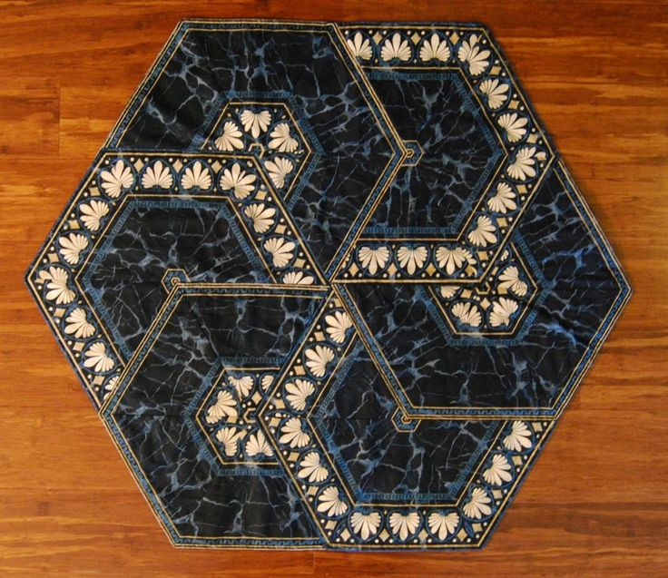 35 Best Quilt 60 Degree Triangle Images On Pinterest