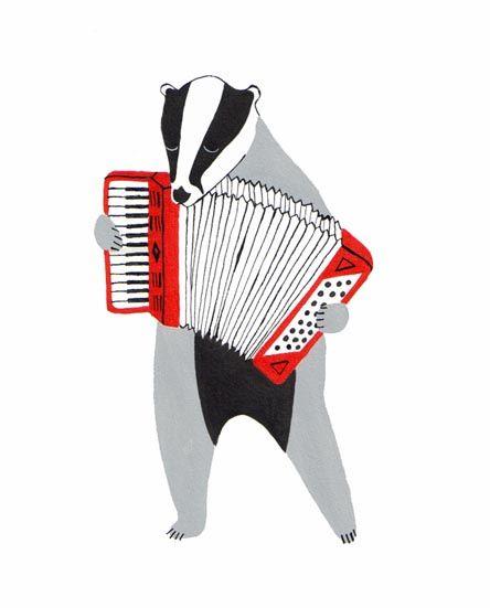 483 best badger badger images on pinterest badger feltro and wool. Black Bedroom Furniture Sets. Home Design Ideas