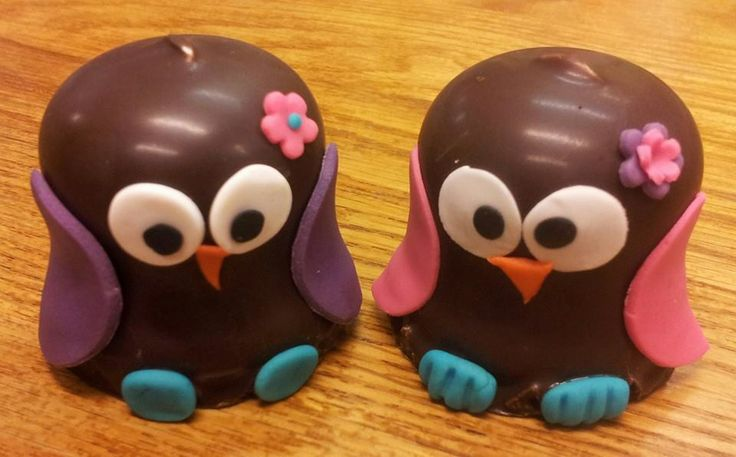 Owls by SweetyCakeShop