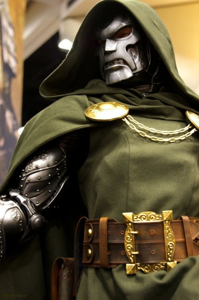 17 Best images about Dr Doom Cosplays on Pinterest ...