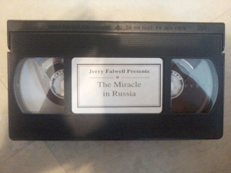 Jerry Falwell & The Old Time Gospel Hour: Miracle in Russia (VHS)