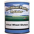 MyChoice™ Vital Wheat Gluten - 17 oz  favorite preparedness item from Emergency Essentials