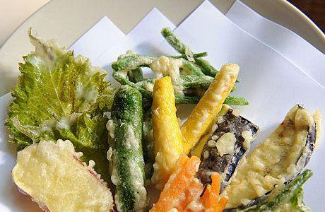 Yasai Tempura [野菜天ぷら] « Dun Yong Cooking Studio