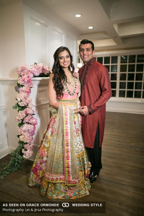 Photos of A Multi Day Indian Wedding At
