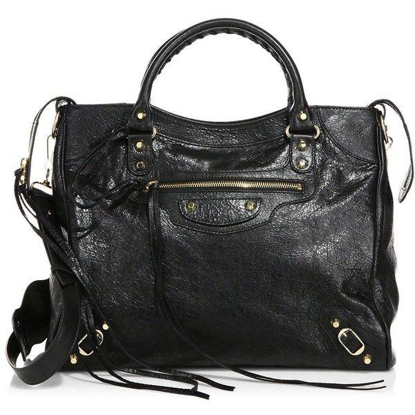 Balenciaga Velo Leather Messenger Bag ($1,950) ❤ liked on Polyvore featuring bags, messenger bags, balenciaga, leather messenger bag, courier bag, zipper bag and tassel bag