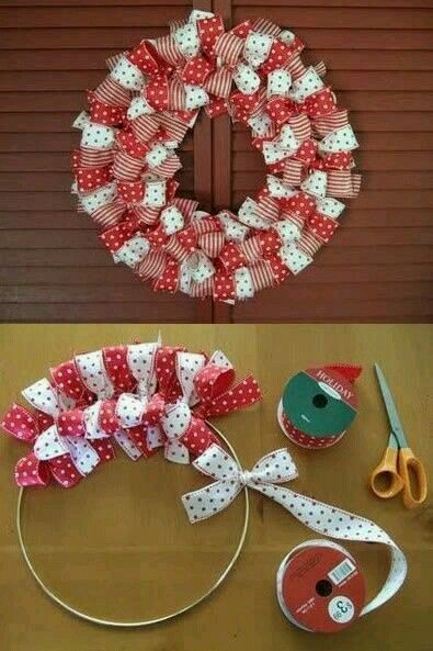 Wrap in fabric scraps to match other decor