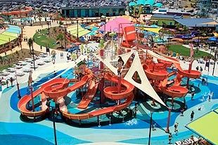 WhiteWater World Gold Coast Attractions - Theme Parks | goldcoast.com.au | Gold Coast, Queensland, Australia			http://goldcoastinformation.com.au http://goldcoastinformation.com.au