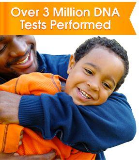 DNA Diagnostics Center. DNA Testing: Paternity Test