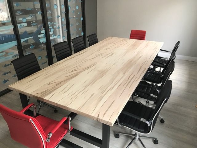 Wormy Maple Table Top Maple Tables Table Top Table