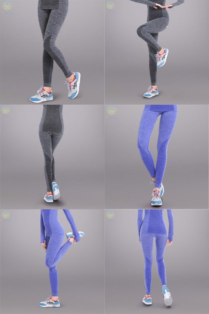 [Visit to Buy] 2016 Exclusive Starter Section Dyeing Technology Women Sports Pants Capri Gym Fitness Running Yoga Trousers Spandex Tights #Advertisement