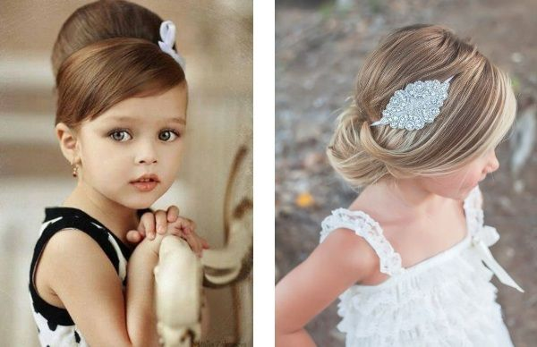 top 25 best coiffure de petite fille ideas on pinterest. Black Bedroom Furniture Sets. Home Design Ideas