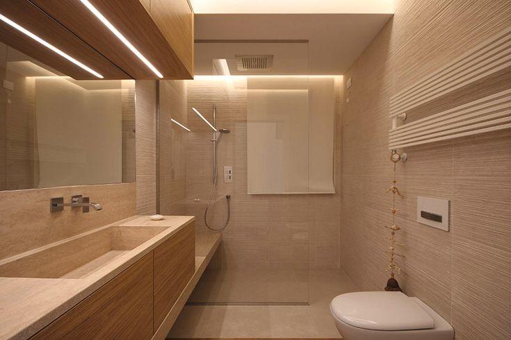 Oltre 25 fantastiche idee su pareti per doccia su - Arredo bagno trieste ...