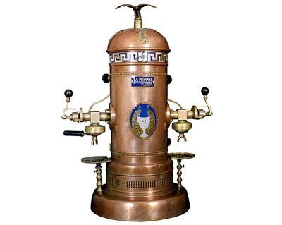 la Pavoni - 1905 -  macchine per caffè - espresso maker