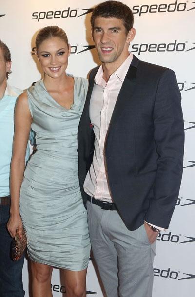 Michael Phelps dating model Megan Rossee - SI.com - Extra Mustard