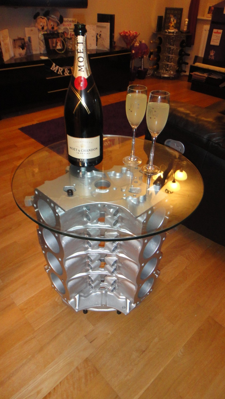 9 best v8 engine coffee table images on pinterest coffee tables