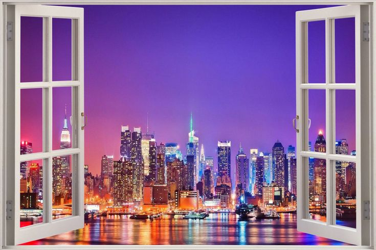 69 best images about new york city windows on pinterest featured window view and one world. Black Bedroom Furniture Sets. Home Design Ideas