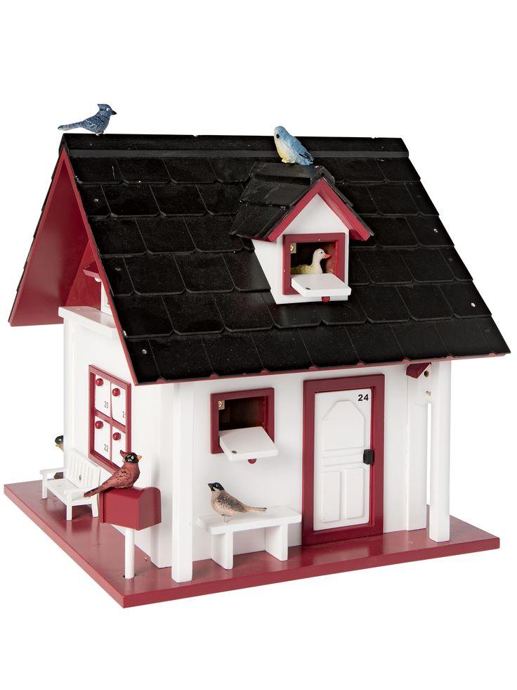 Bird Cottage Advent Calendar
