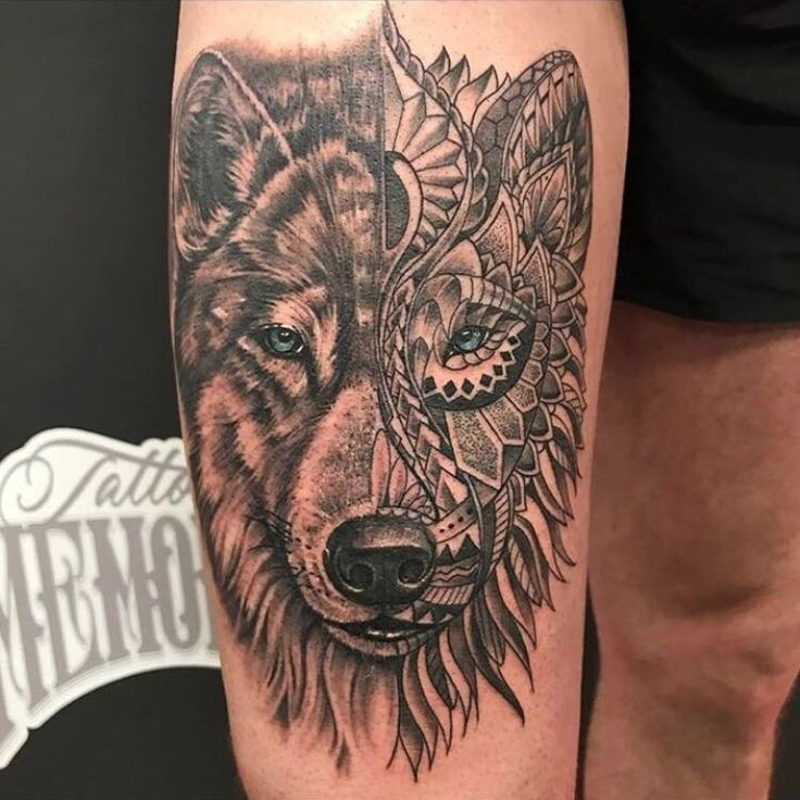 17 best images about men 39 s tattoos on pinterest wolves for Wolf eyes tattoo designs