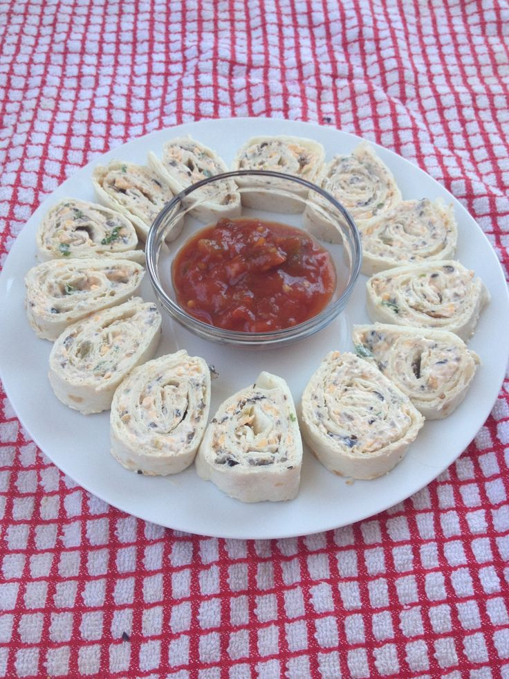 How to Make Authentic Midwestern Tortilla Pinwheels