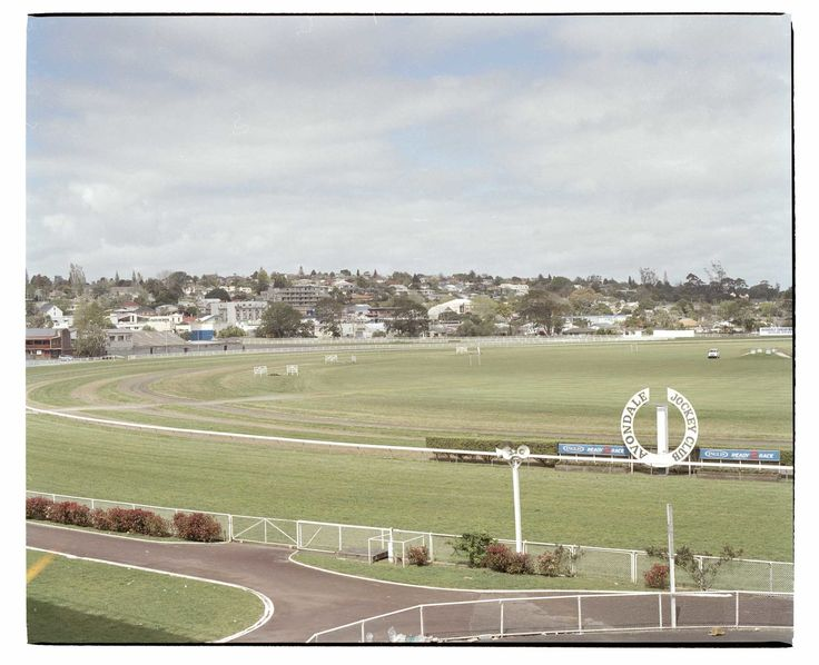 iammrjew - Works in Progress  Avondale Racecourse