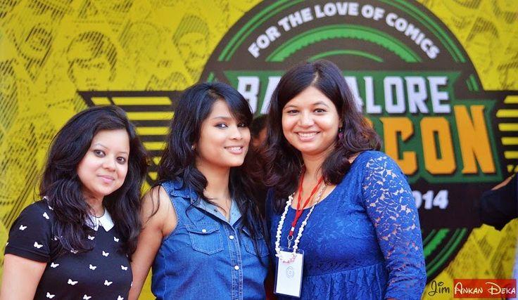Bangalore Comic Con 2014 | photo showcase | Music Malt - Music in Bangalore