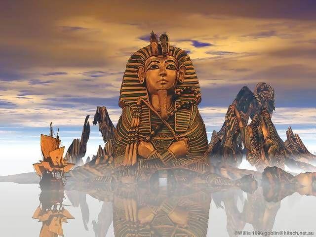 Ancien   La peinture et de la sculpture égyptienne