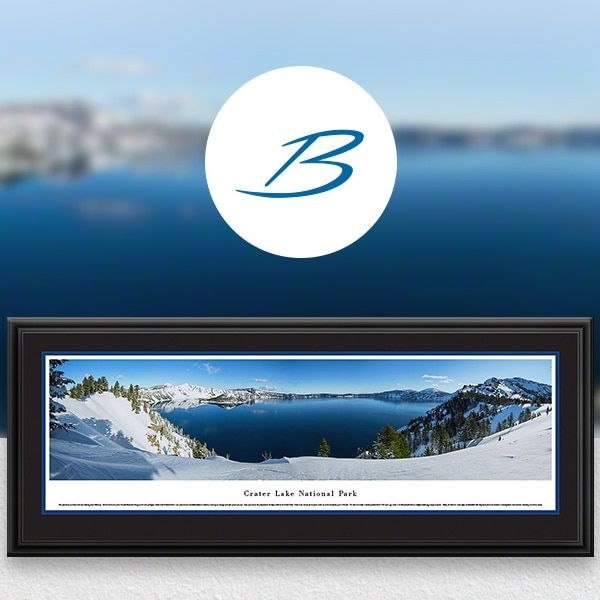 Crater Lake National Park Panoramic Scenic Landscape Wall Decor And Art Prints Scenic Landscape Park Landscape Crater Lake National Park