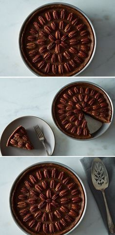 and absolutely delicious vegan spin on pecan pie. Creamy medjool dates ...