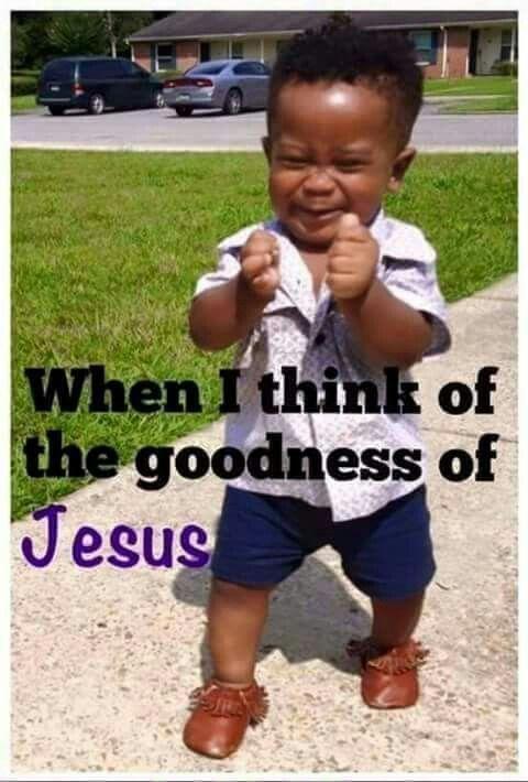 Goodness of Jesus
