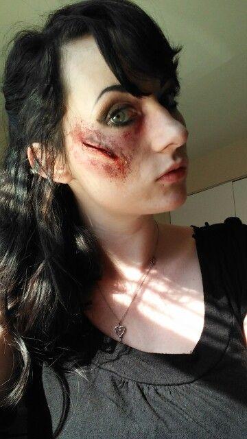 28 best My Makeup Trials images on Pinterest | Halloween, Makeup ...