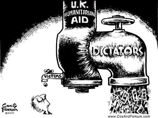 Dictateurs corruption et aide internationale