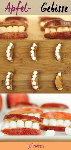 Easy Halloween Snack aus nur 3 Zutaten Step by Step!