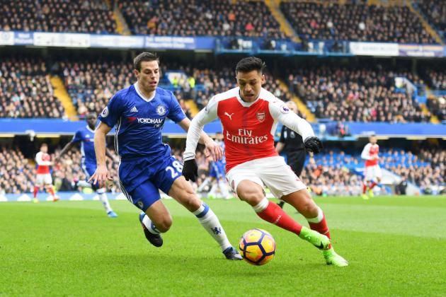 #rumors  Chelsea transfer news: Antonio Conte makes Arsenal forward Alexis Sanchez priority summer target? Fan reaction
