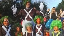 10 minute wonders - Roald Dahl Day - costume ideas