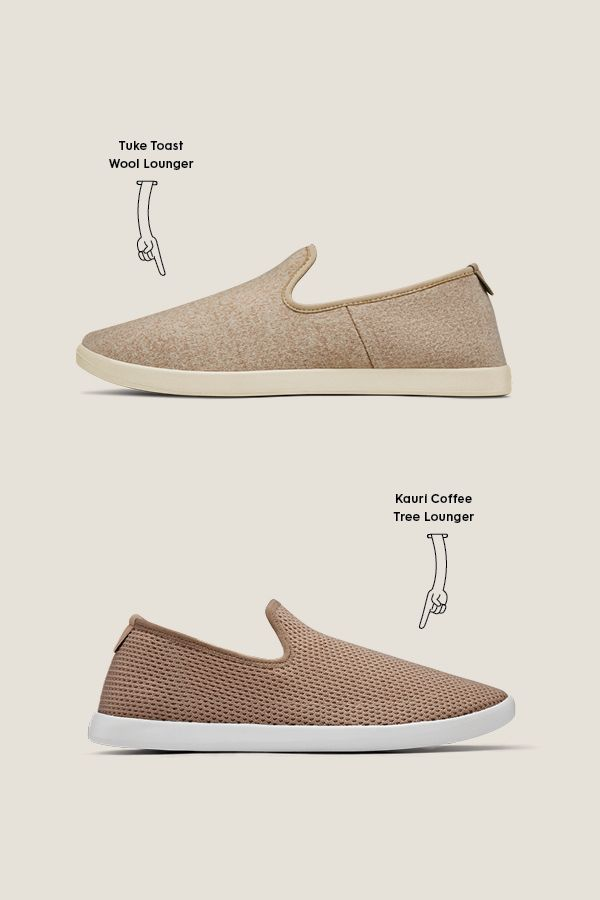 Need help picking the right color pair of Allbirds shoes for you  Here s the  difference in color and style between our limited edition Tuke Toast Wool  ... eca11dd74