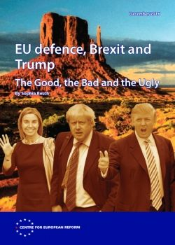 EU DEFENCE, BREXIT AND TRUMP: THE GOOD, THE BAD AND THE UGLY  #TheEU #Brexit #Trump #NorthAtlantic #Politics #politiikka #Defence #NATO #Exit #puolustus  #kaitse #Femmefatales #LaFemmeNikita #WingsHauser #CharlotteGainsbourg #Obrona #Uutiset #Nyheter #Lissabon #Luksemburg #άμυνα #difesa #AsiaArgento #Nostalgie #ChildrenofBodom #Maccabees #Bathory #Gibraltar #Luxembourg #Portekiz #Porto #Faro #Azores #MadeiraIslands #BritishEnglish #Luxembourgish #Akrotiri #Polexit #Finnkino #JarvisCocker…