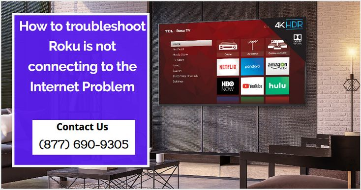 To stream online music and videos every roku device