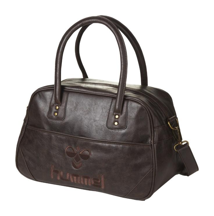 www.hummel.net - Logo Medium Bag Ss12